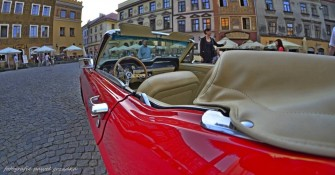 Mustang 1967 Cabrio / Mustang 2009 Coupe | RED Lublin