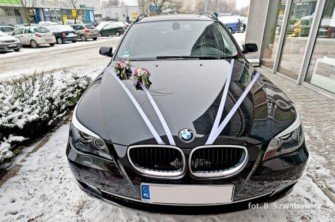 Dekoracje samochod�w Pozna�