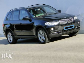 BMW X5 w wersji SHADOW LINE Do Ślubu Radom