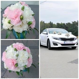 auto do ślubu  dobra
