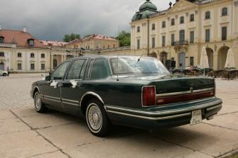 Lincoln Town Car BIAŁYSTOK
