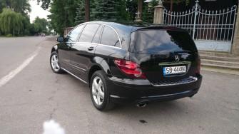 Mercedes R-klasa WYNAJEM O�wi�cim
