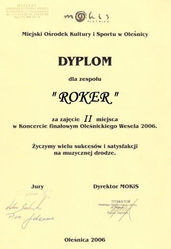 ROKERBAND 8 Wrocław