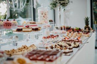 słodki stół  Zbiczno