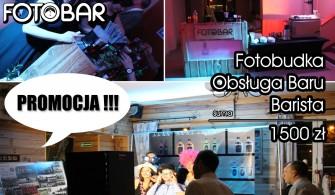 Foto Bar - fotobudka & bar Kalety