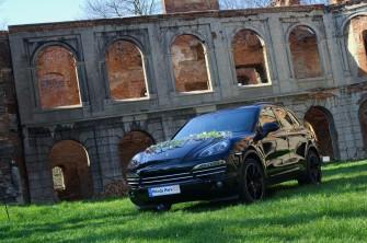 Porsche Cayenne Black Edition Katowice
