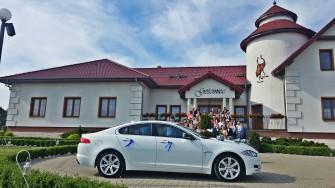 Luksusowy bia�y Jaguar XF - Wielkopolska-TANIO!!! Pobiedziska