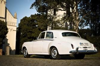 Rolls-Royce warszawa do ślubu Warszawa