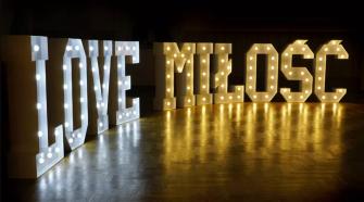 Love + Miłośc na jednym weselu Bielsk Podlaski