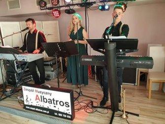 Zespół Albatros opolskie Kosorowice opolskie