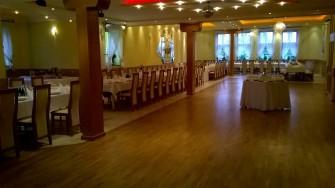 Restauracja Atlantis - Sala weselna Komprachcice