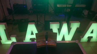 Najlepsza zabawa! Zespół muzyczny LAWA Wolsztyn