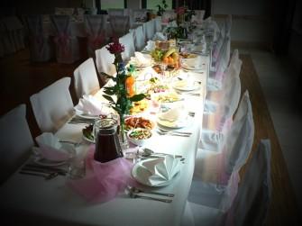 Sala weselna na Roztoczu  Jacnia