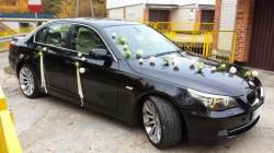 Auto do ślubu na wesele Puławy okolice BMW Puławy