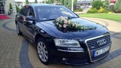 Audi A8 lang WARSZAWA