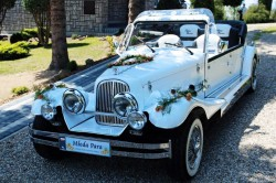 Samochody do ślubu Auta na wesele Zabytkowy samochód Nestor Baron Siedlce