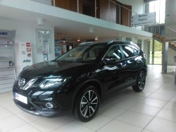 Auto do ślubu - Nissan X-Trail 2015 Płock