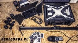 Filmowanie 4K/DRON Gliwice