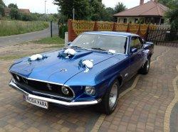 Mustang 1969,Lincoln-Mercury 1978 Bydgoszcz