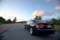 BMW 7  Gdynia