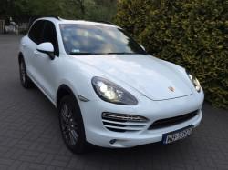 Porsche Cayenne Biały - Warszawa Warszawa