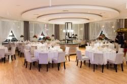 Sala Bankietowa Restauracji i Hotelu Portius Krosno