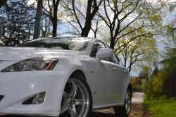 Lexus IS220D auto do ślubu lub na studniówkę Wieliczka