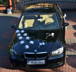 Czarne BMW M-Pakiet - Warszawa i okolice Warszawa