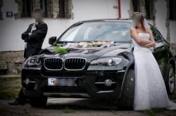 BMW X6 do ślubu Stalowa Wola, Mielec, Sandomierz, Tarnobrzeg Stalowa Wola
