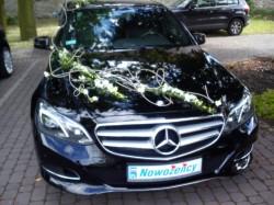 Najnowszy Mercedes klasy E !!! Czarny Częstochowa