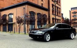 Luksusowe BMW 750i Long 5 osobowy Łódź