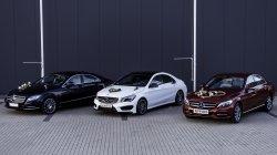 Wynajem samochodów marki Mercedes do ślubu - Nowy Sącz Nowy Sącz