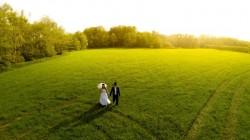 Filmowanie ślubów z powietrza Opole