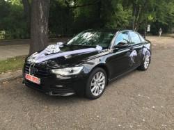 Eleganckie Audi A6 - wynajem do ślubu z kierowcą. Warszawa i okolice. Warszawa