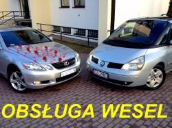 Obsluga Wesel LEXUS Transport Gosci Słupsk