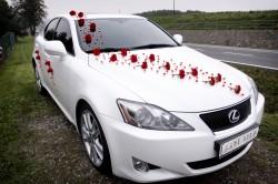LEXUS-em do ślubu wieliczka