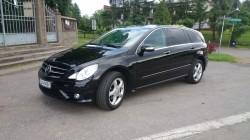 Mercedes R-klasa WYNAJEM Oświęcim