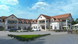 Villa Bolestraszyce Wyszatyce