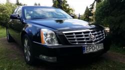 Cadillac DTS jedyny w Łodzi Łódź