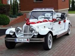 Auta do ślubu Siedlce wynajem samochodu na ślub wesele Siedlce