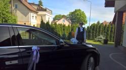 Elegancja z kierowcą Olsztyn