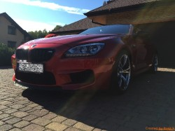 BMW M6 DO ŚLUBU Turek