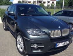 Prestiżowym BMW X6 zawiozę do ślubu. Warszawa