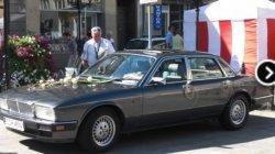 Zabytkowy Jaguar do ślubu i nie tylko  Grudziądz