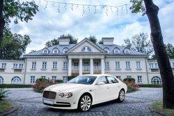 Bentley,  Jaguar, Maserati, Phantom -najlepsze samochody ślubne!!! Szczecin