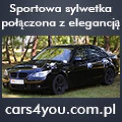 BMW e60 - sportowa sylwetka Dębica