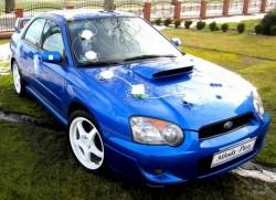 Subaru do Ślubu ! Subaru Impreza WRX ! Wynajem !  Tuchola