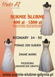 Studio AŻ - suknie ślubne Gdynia