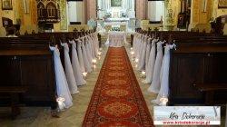 dekoracje ślubne Dębica, dekoracje weselne Dębica Dębica