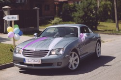 Chrysler Crossfire & Renault Wind- Lublin, Kraśnik, Annopol Lublin